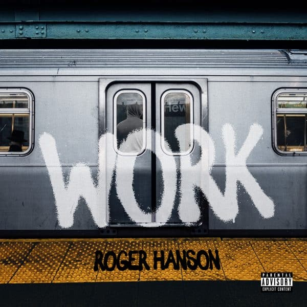 Roger Hanson - Work single cover