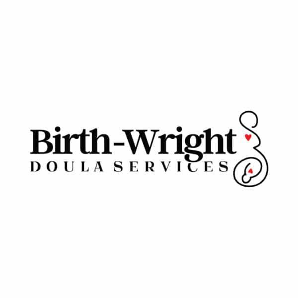 Birth-Wright Doula Services logo design by JessMadeIt